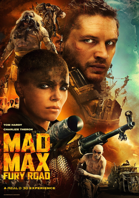 Mad Max Fury Road [2015]